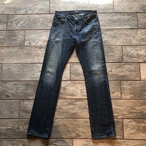 Denim - Baldwin The Samuel Slim Straight Jeans 31 33